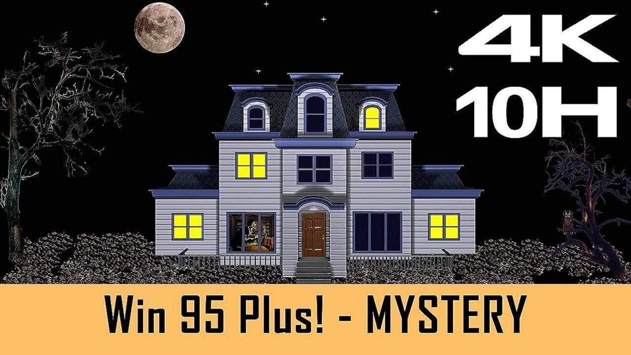 Windows 95 Plus Screensaver Mystery 4K