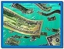 100 Happy Money Screensaver 3.7