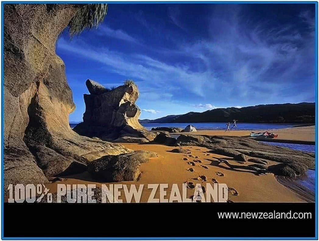 100 Pure New Zealand Screensaver Download For Free