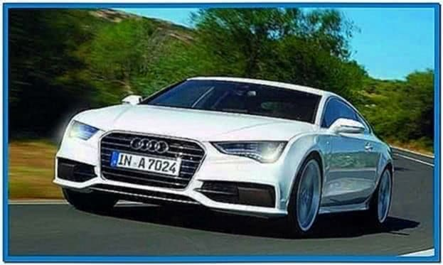 2016 Audi A8 Screensaver Download Free