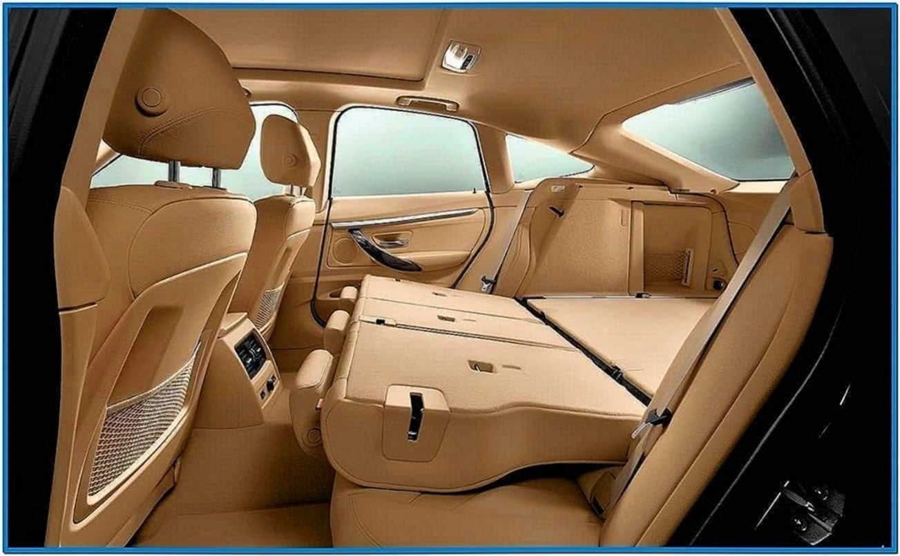 2020 BMW 3 Series Screensaver