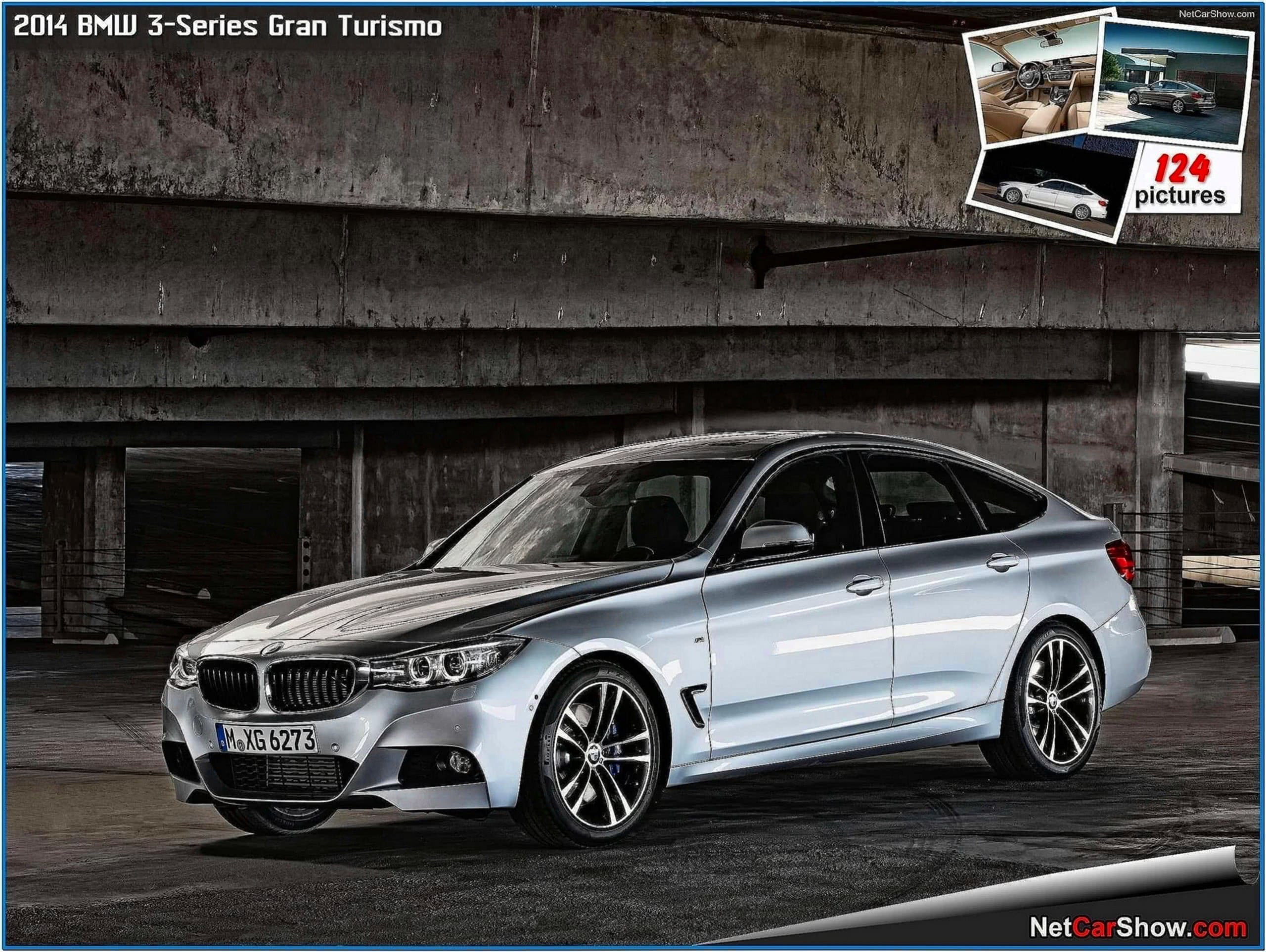 2020 BMW 3 Series Screensaver
