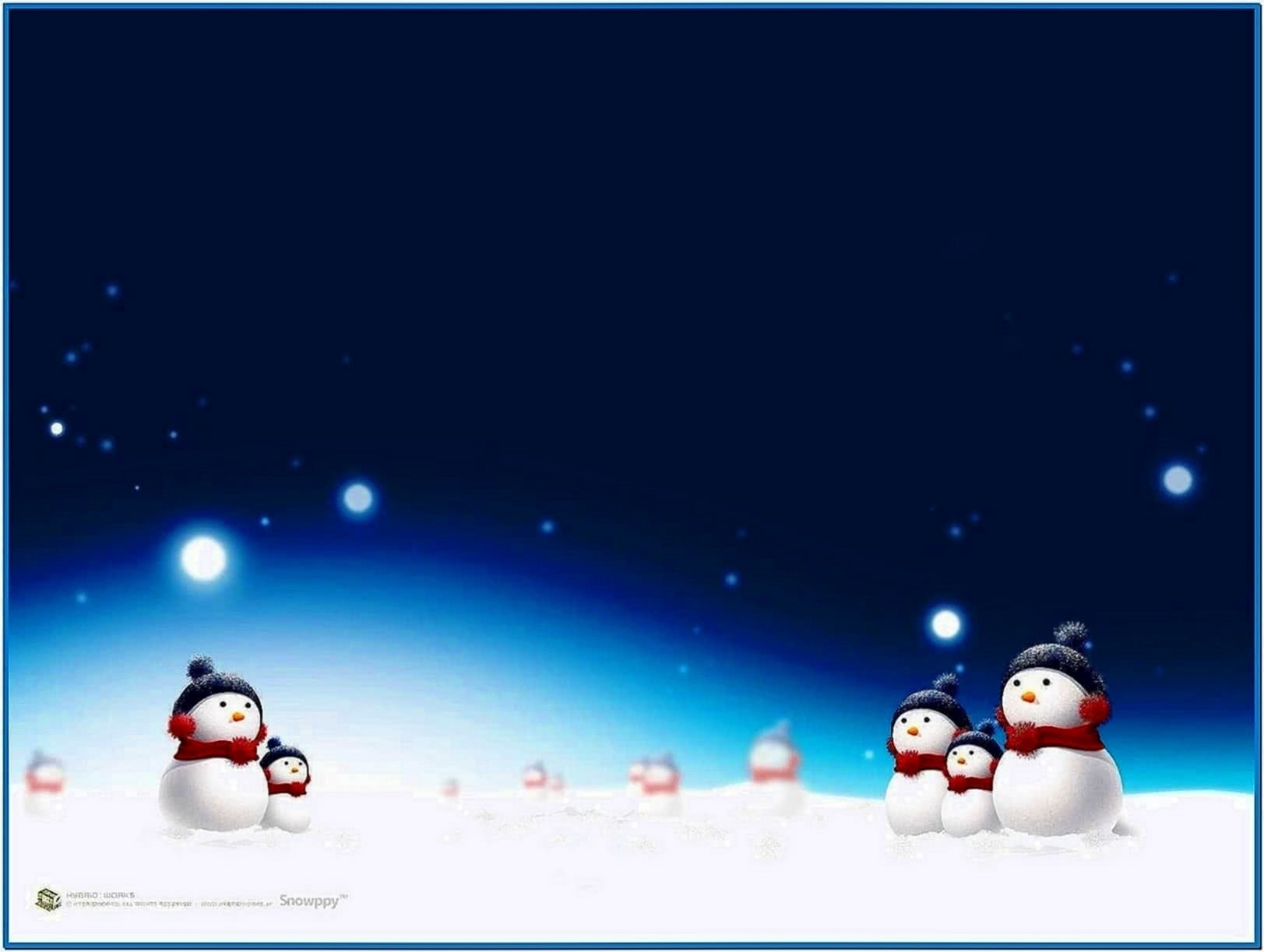 3D Animated Christmas Screensavers and Wallpaper
