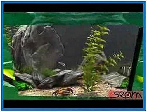 3D Aquarium Screensaver Ubuntu