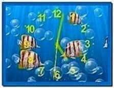 3D Bubbles Screensaver Windows XP