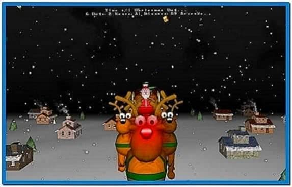3d Christmas Screensavers Mac Download Free