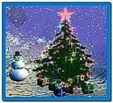 3D Christmas Tree Screensaver 1.06