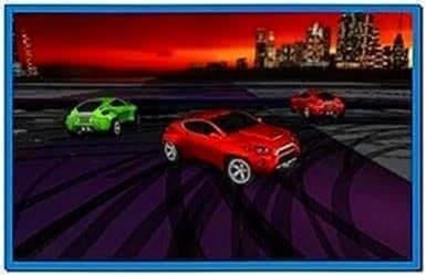 3D Desktop Cars Mac Screensaver