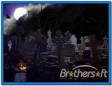 3D Halloween Screensavers Windows 7