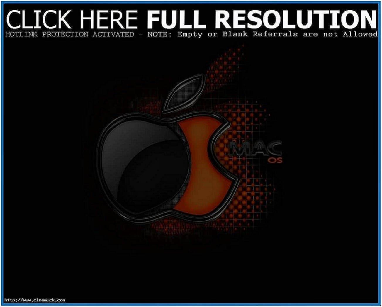 3D HD Screensavers Mac