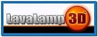 3D Lava Lamp Screensaver