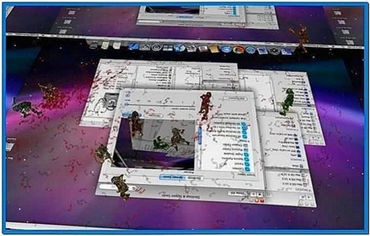 3D Mac Screensaver