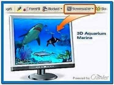 3D Marine Aquarium Screensaver 4.2.5.9