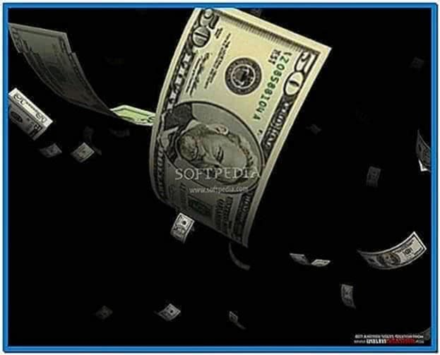 3D Money Screensaver