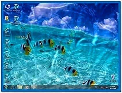 3d moving screensavers for desktop