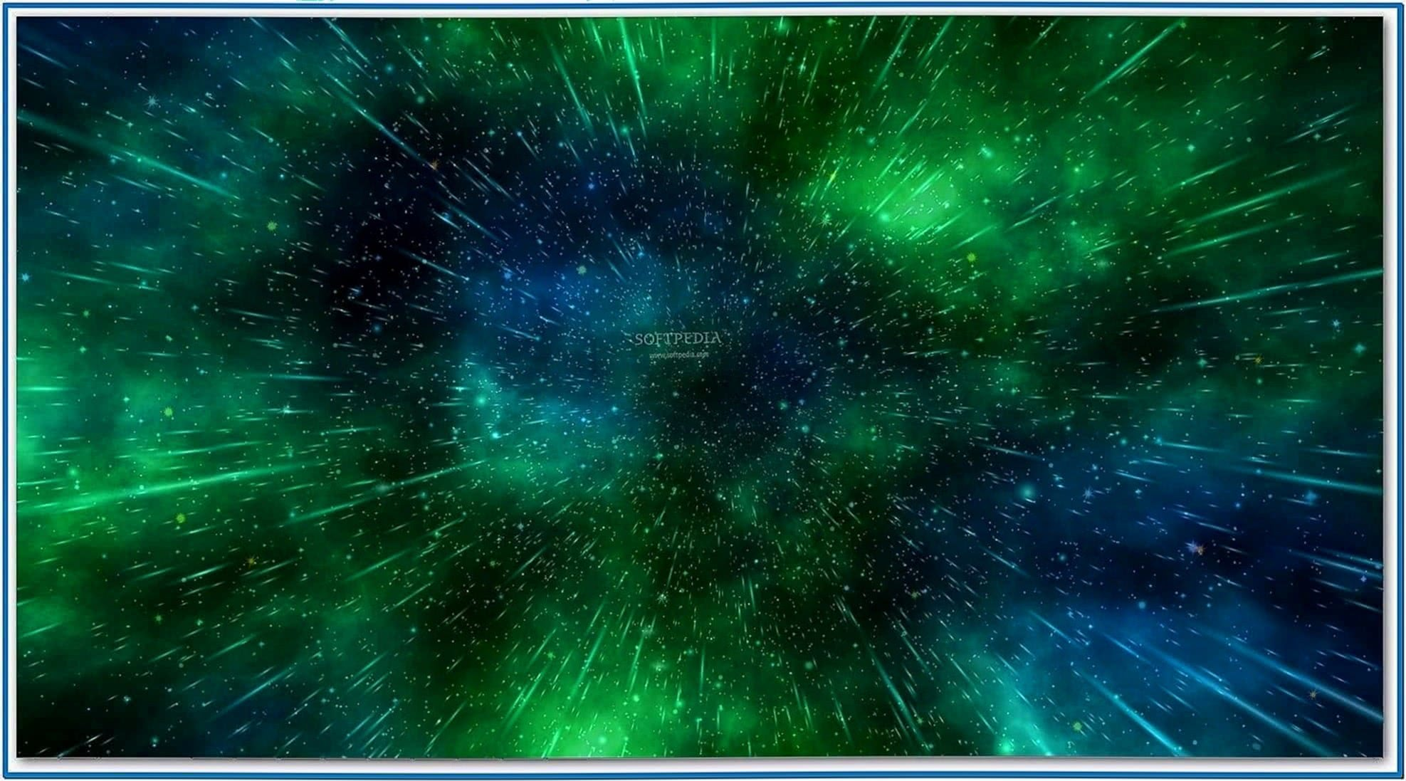 3D Moving Space Screensavers