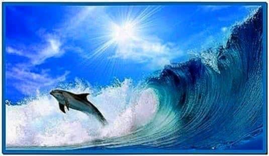 3D Ocean Waves Screensavers