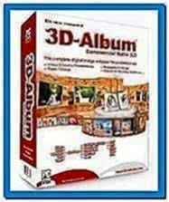 3D Photo Album Screensaver Full Version