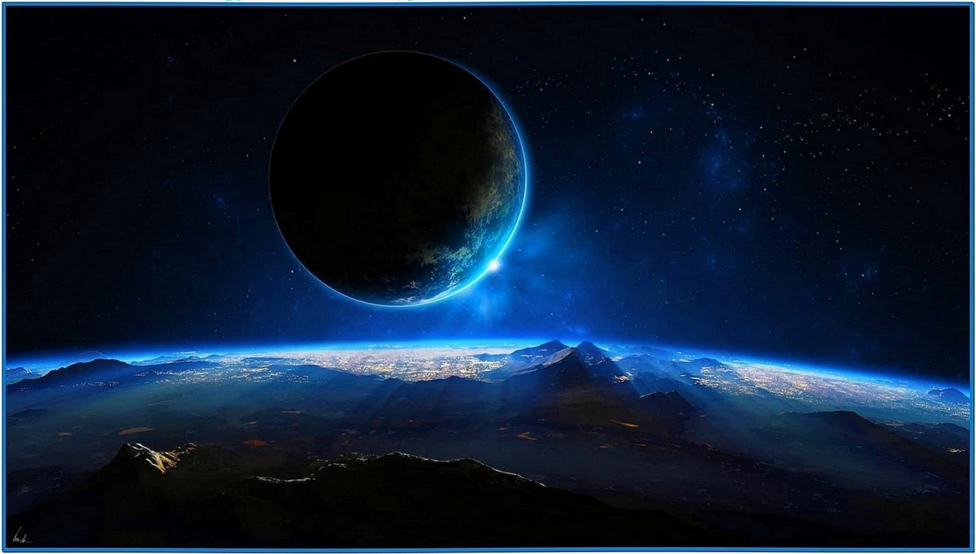 3D Planet Screensavers