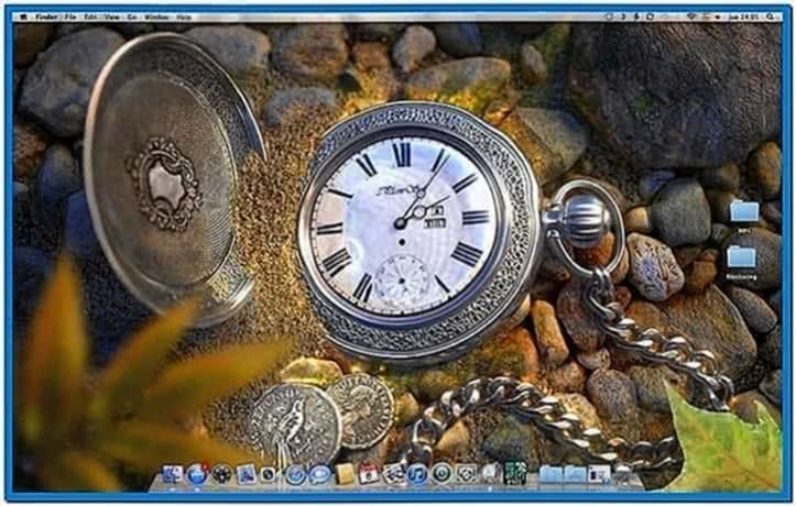 3d screensaver the last watch