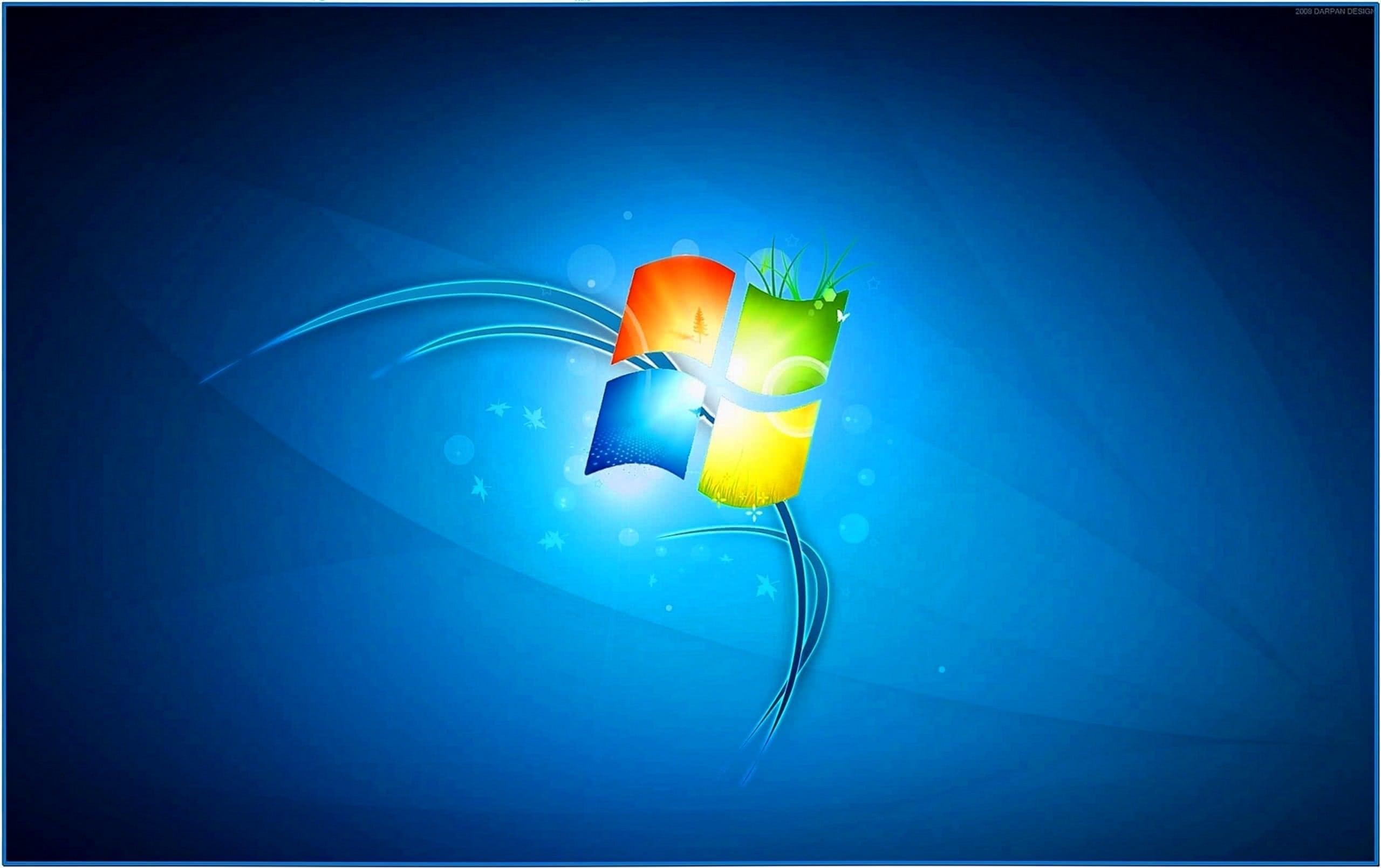 3D Screensavers Windows 7 Ultimate