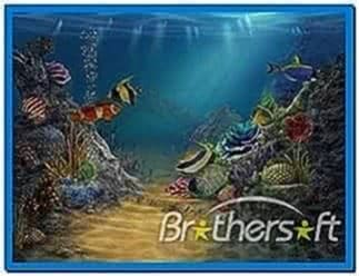3D Sea Aquarium Screensaver 1.0 Full