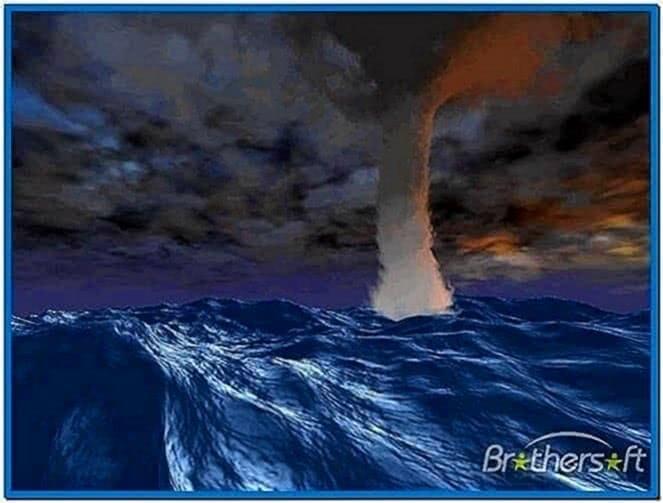 3d seastorm screensaver 1.5