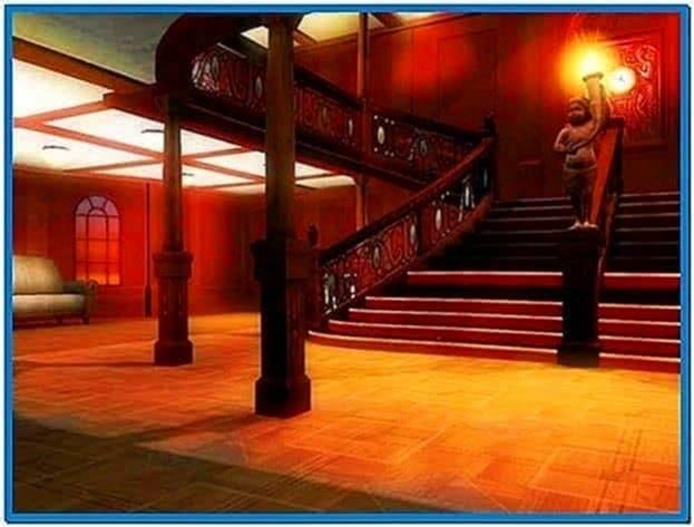 3D Titanic Screensaver 1.0