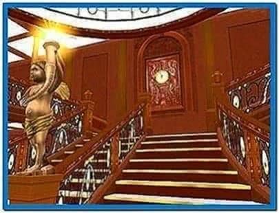 3D Titanic Screensaver