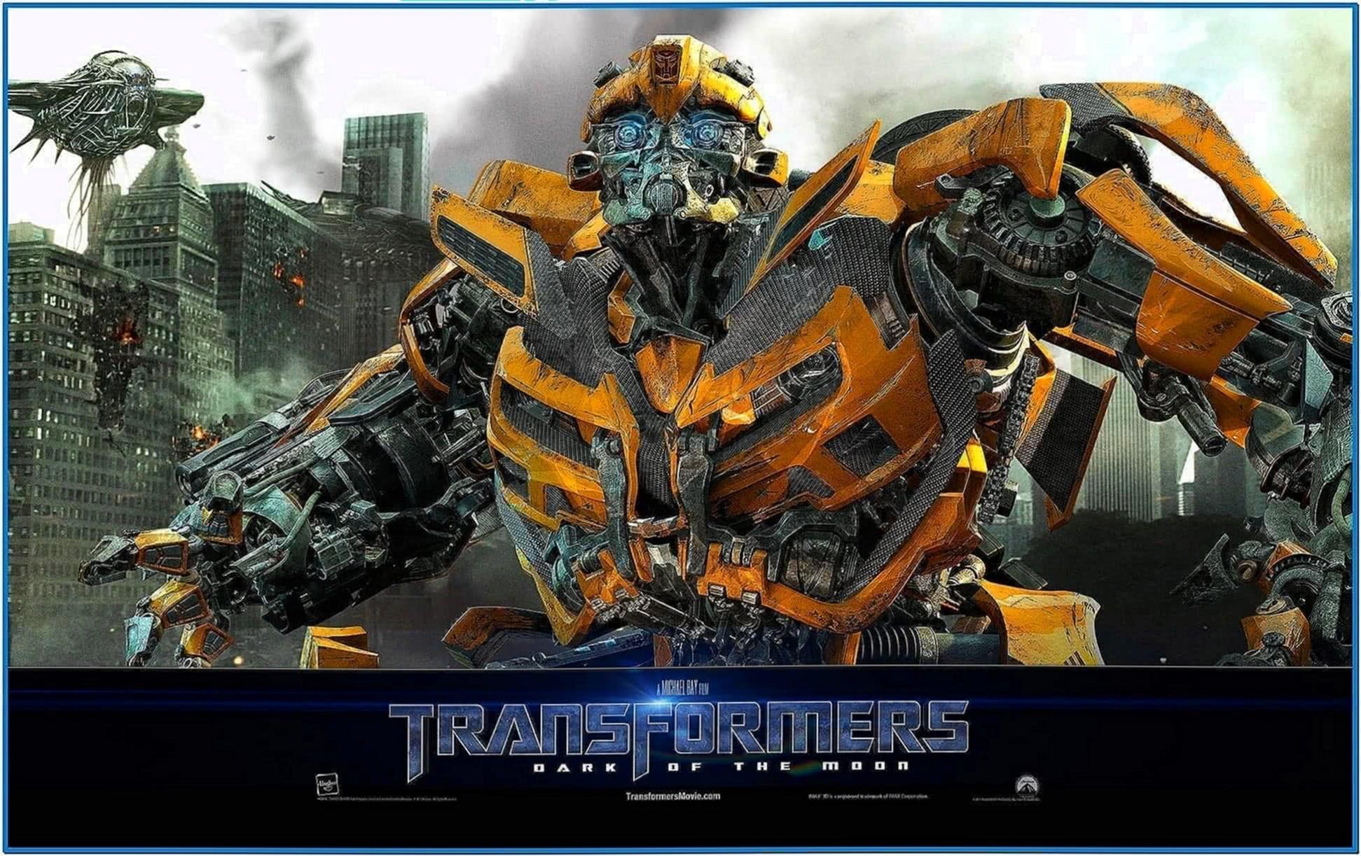 3D Transformers Dark of The Moon Screensaver