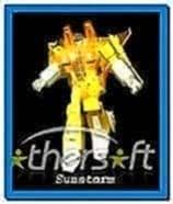 3D Transformers Screensaver 2.2