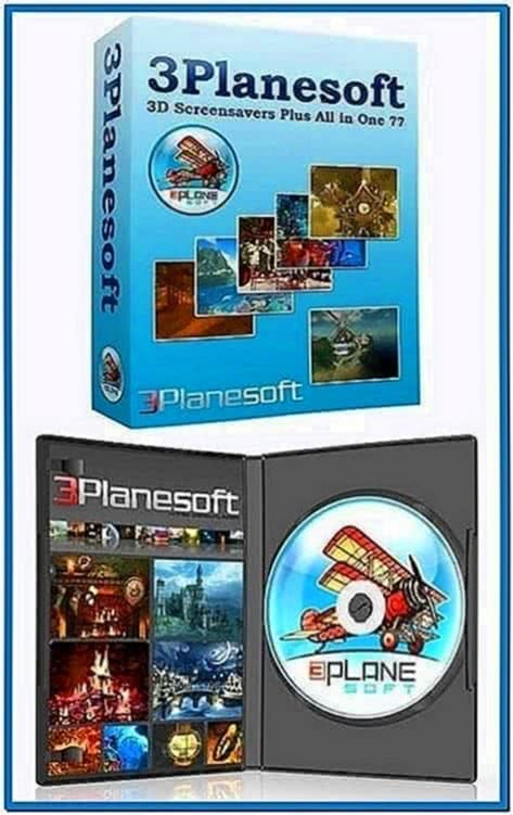 3planesoft Deep Space 3D Screensaver