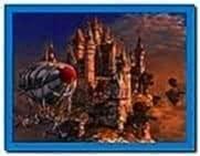 3planesoft Flag 3D Screensaver