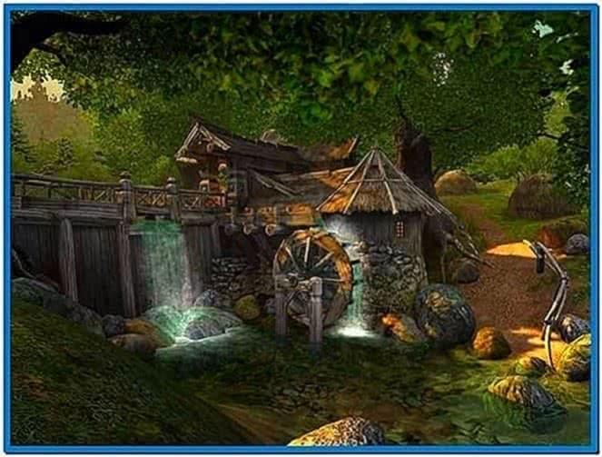 3planesoft Nature 3D Screensaver