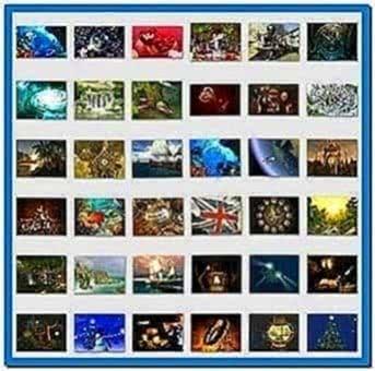 3planesoft Screensavers Collection