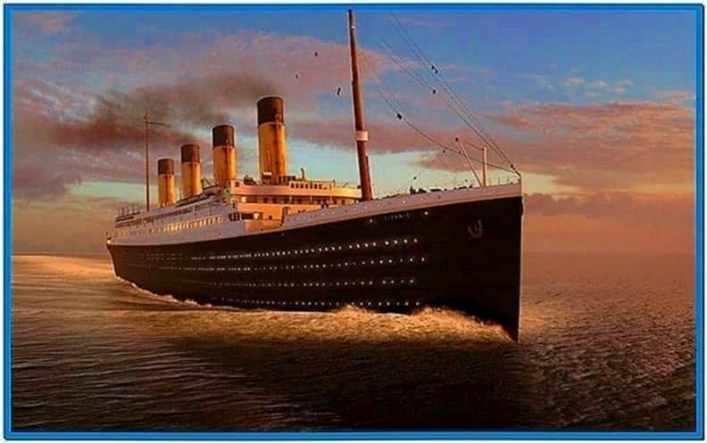 3planesoft titanic memories 3D screensaver 1.0.0.2