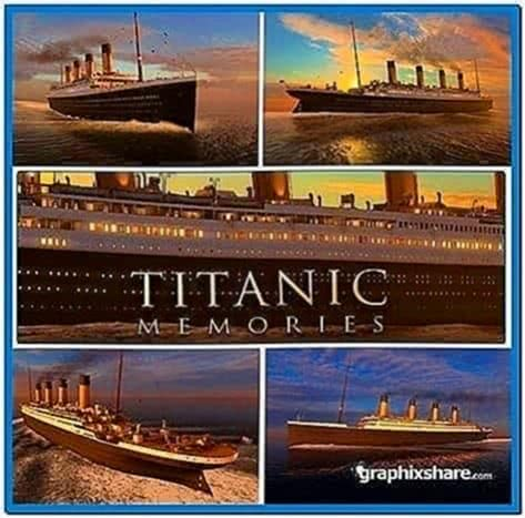 3planesoft Titanic Memories 3D Screensaver