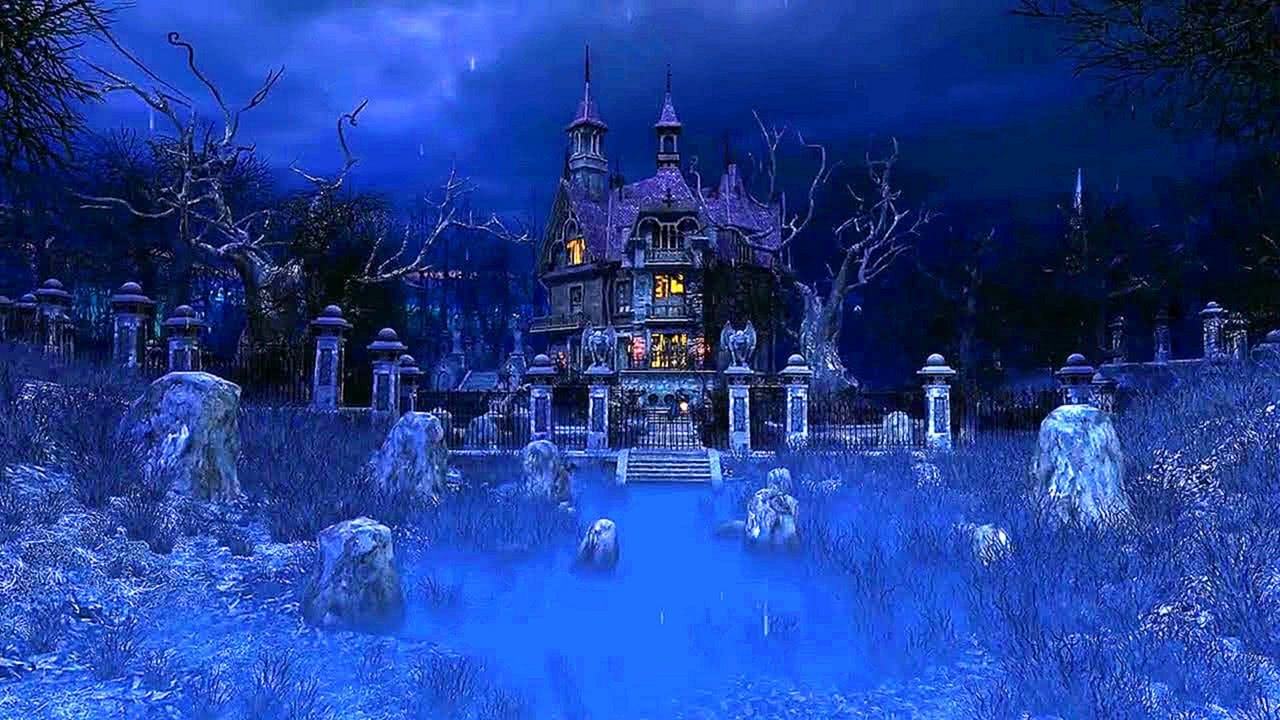 Halloween Beautiful TV Screensaver