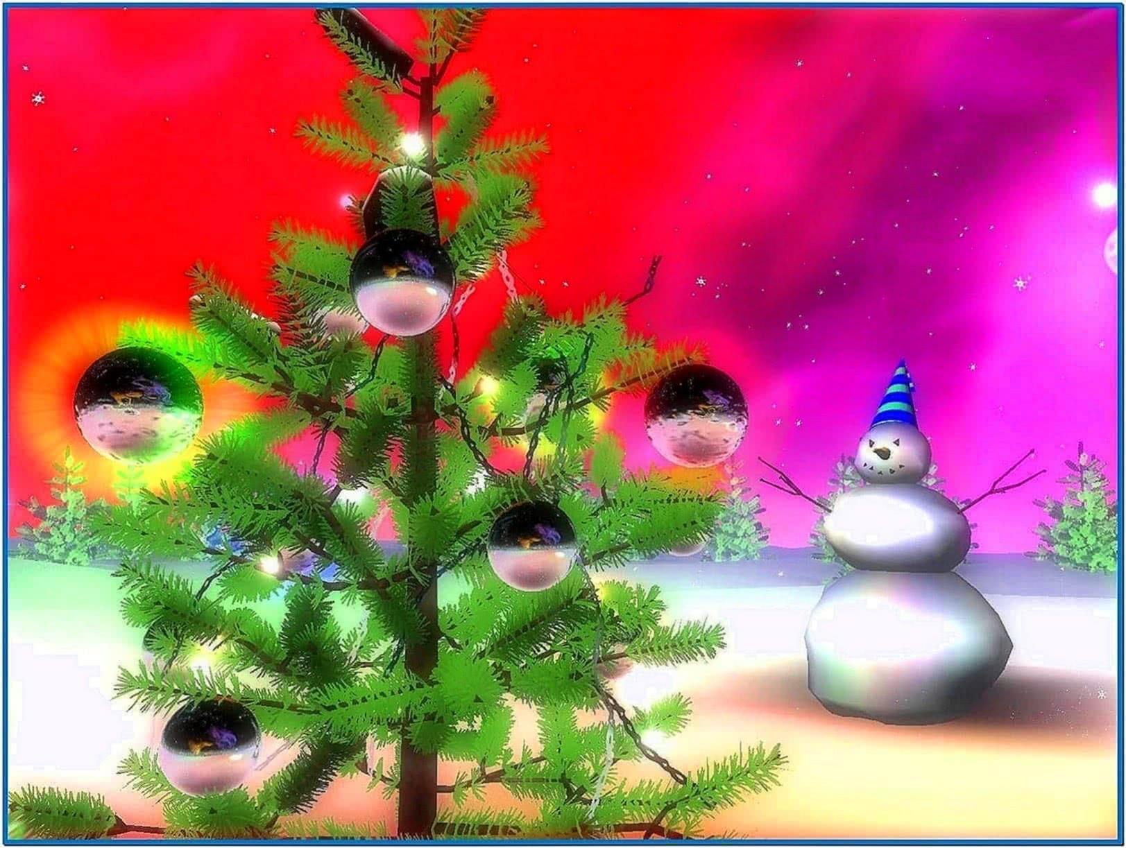 7art Christmas Magic 3D Screensaver