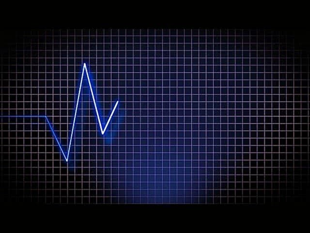 Heart Rate Monitor 4K Relaxing Screensaver