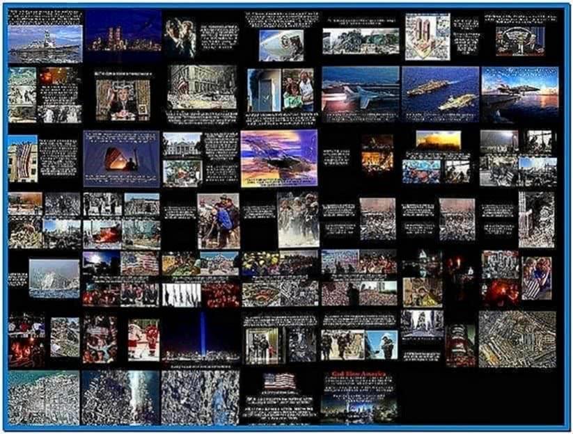9 11 Memorial Screensaver