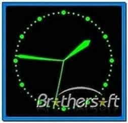 Abf Software Clock Screensaver
