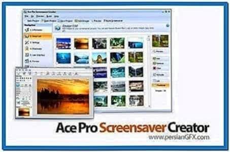 Ace Pro Screensaver Creator 3.90