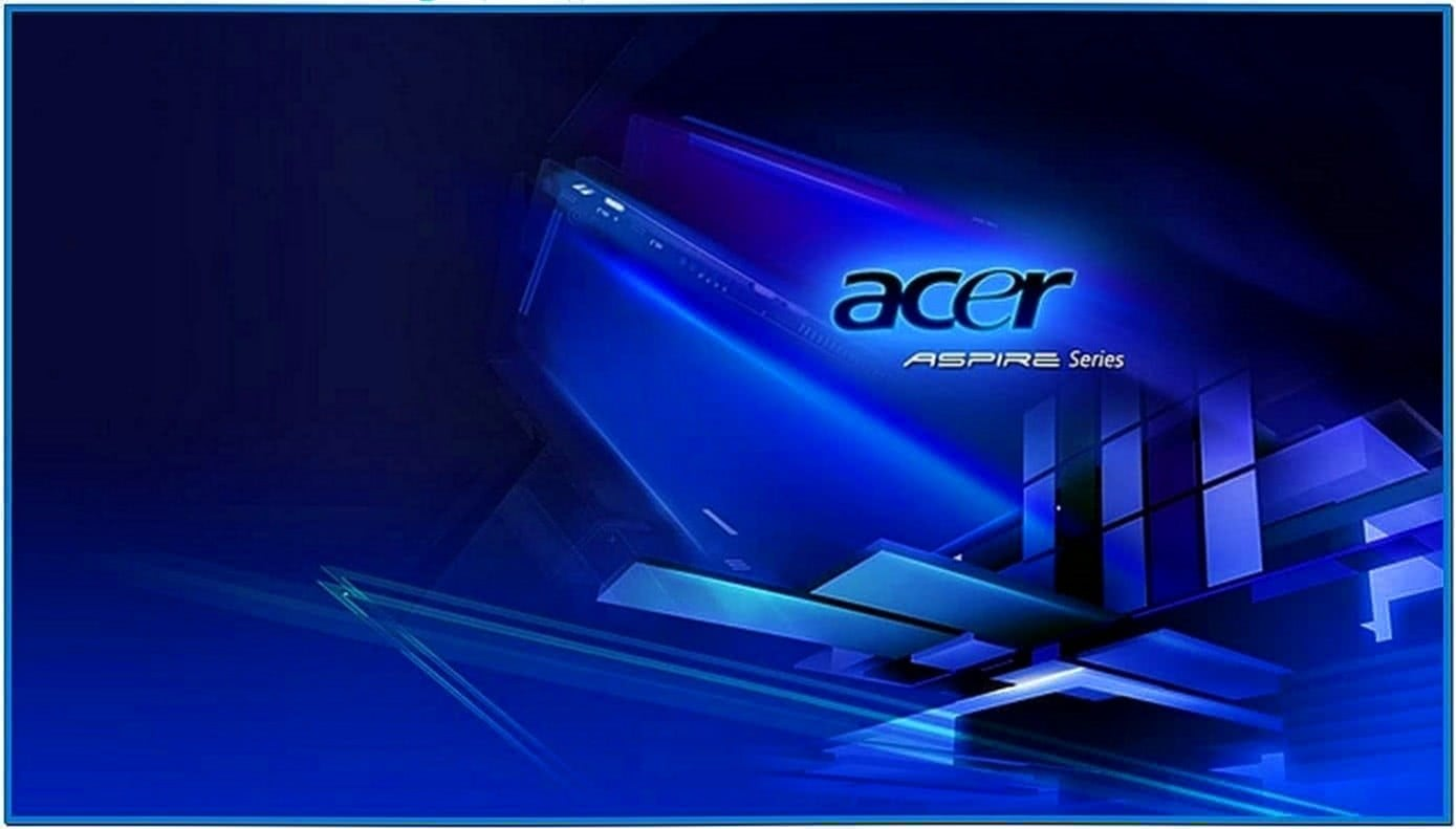 Acer Aspire 6920g Screensaver Download Free