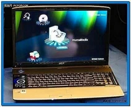 Acer Aspire 6920g Screensaver