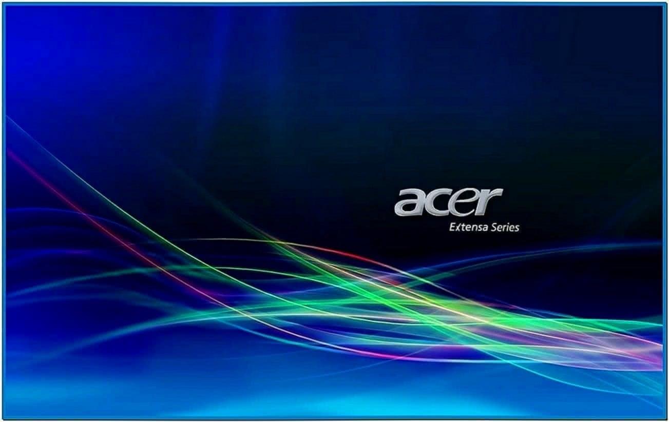 Acer Aspire Screensaver