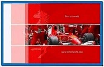 Acer Ferrari One Screensaver