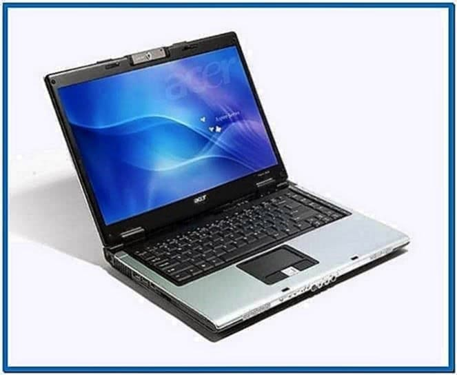 Acer Screensaver Aspire 5600