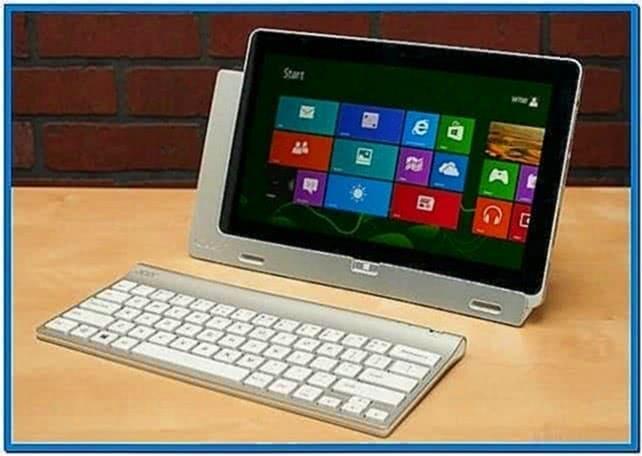 Acer screensaver dump