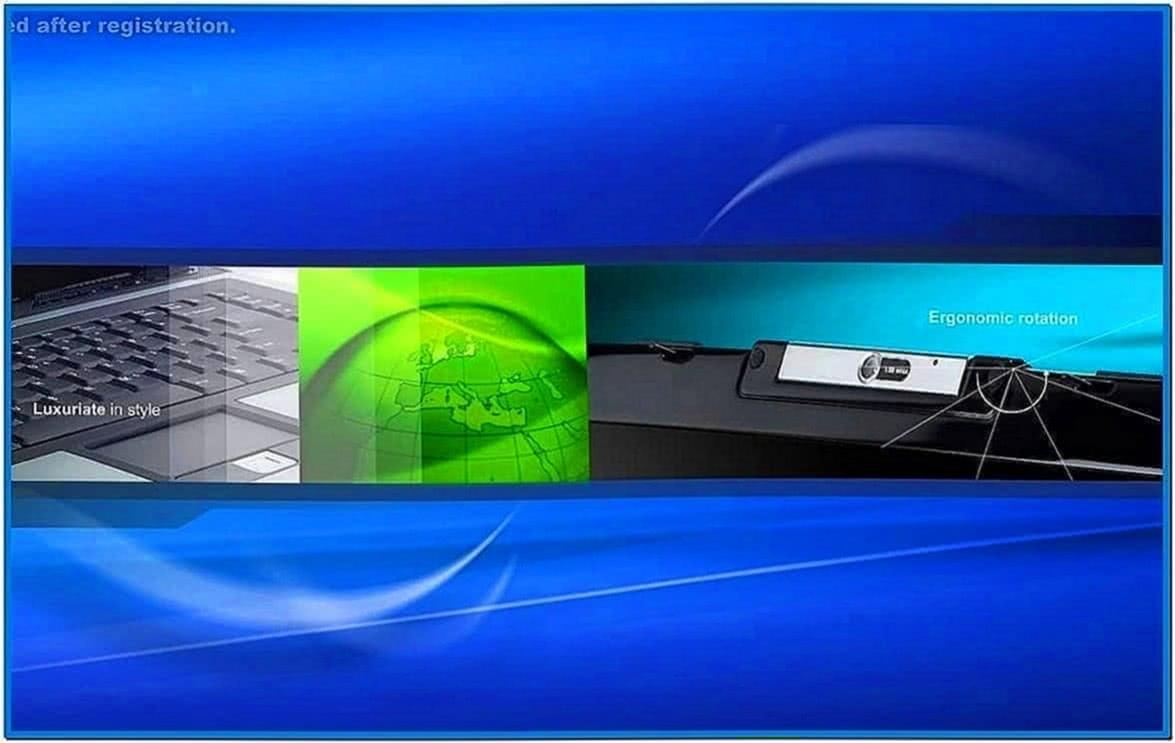 Acer screensaver music